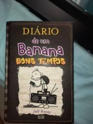 vendo livro diário de um banana 10 Bons tempos