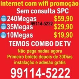 Internet vendedora