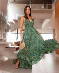 Título do anúncio: Vestido Indiano @_bellas.fashion