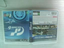 Jogo Gran Turismo 6 PS3