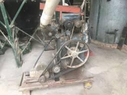 Máquina beneficiar arroz