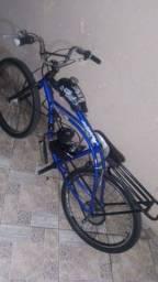 Vende-se bicicleta motorizada