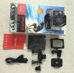 Câmera  GoPro Full Hd 1080p Sports