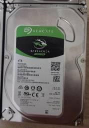 Vendo HDs de 1 Tb para computador