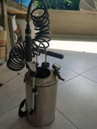 Vendo Pulverizador Inox 10L