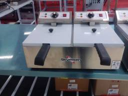 Fritadeira elétrica de mesa Skiymsen - Alex
