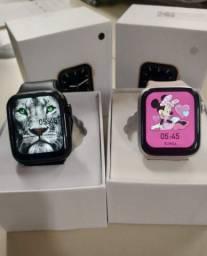 Relógio inteligente IWO W46 lançamento 2021 original!!