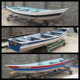 Título do anúncio: Canoas de Alumínio Naval