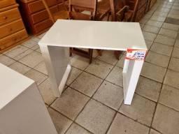 Título do anúncio: Mesa para computador Morada Branco ou grafite, Démobile