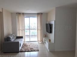 (Cod.:086 - Jacarecanga) - Mobiliado - Vendo Apartamento com 80m² e 2 Vagas