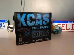 Fonte kcas 400w