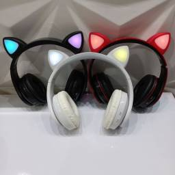 Headphone Orelha de  gato