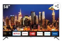 SMART TV LED 58? PHILCO ULTRA HD 4K