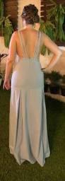 Vestido azul serenity P