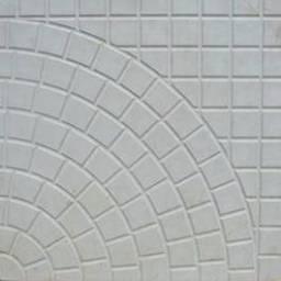 Piso de Concreto 49,5x49,5x2,5 - 04pçs m²