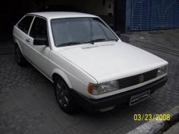 Vw - Volkswagen Gol 1.8 mi cl 8v álcool 2p manual - 1991