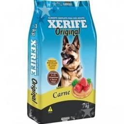 Ração Cachorro Xerife original - Sabor Carne - 15kg