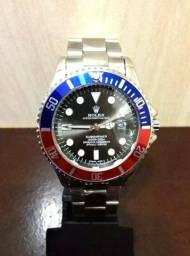 663a6cfec9b Relogio Rolex Submariner Red Bull Unissex Novo Frete Grátis