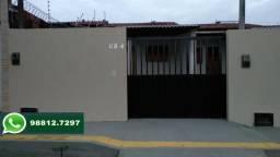 Casa no Guajiru - A poucos metros do Cidade das Rosas - Financia Sem Entrada