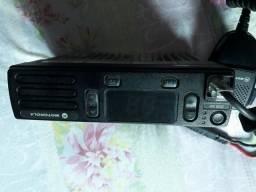 Rádio amador Dem Móvel Motorola