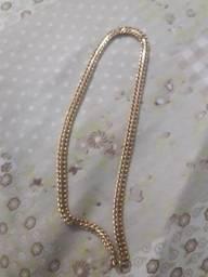 Vendo corrente de ouro feminina ou troco por biz 992212227 Whatsapp