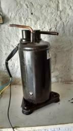 Motor de ar condicionado consul