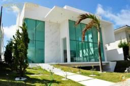 Espetacular Casa Triplex no Alphaville Fortaleza com arquitetura Moderna
