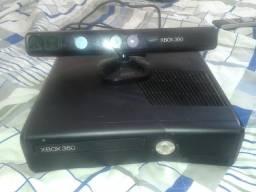 Xbox 360 Destravado , com Kinect