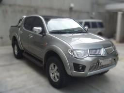 Mitsubishi L200 Triton 3.5 v6 Automatica 4x4 Flex Top de Linha - 2012