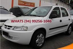 Gm - Chevrolet Celta 1.0 branco - 2005