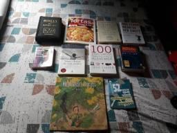 Pacote 15 reais livros