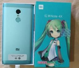 "Xiaomi Note 4x 32gb / Edição Limitada Hatsune Miko 3gb de Ram/ 32gb/ Snapdragon 625/ 5.5"""
