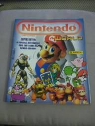 Vendo ou troco álbum Nintendo World 1996 Panini