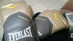 Luvas de boxe tamanho P