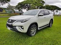 Toyota Hilux Sw4 Srx Branca Top de Linha 2017 Único Dono 27.000 Km - 2017