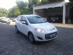 FIAT PALIO NOVA GERAÇÃO ATTRACTIVE 1.0 8V EVO FLEX Branco 2017/2017 - 2017
