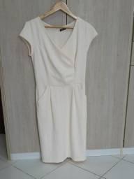 Vestido branco Sedução
