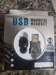 Fone Bluetooth com Microfone - a pronta entrega