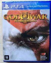 God of war III novo