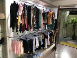 Loja de roupa e acessórios feminino