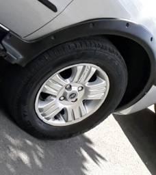 Troco roda 14 por 17 modelo fiat