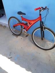 Vende-se uma bicicleta ou trocar em uma monark fermina
