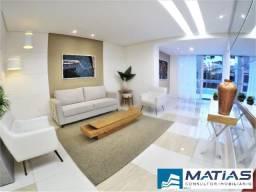 Apartamento à venda com 2 dormitórios em Praia do morro, Guarapari cod:AP00674