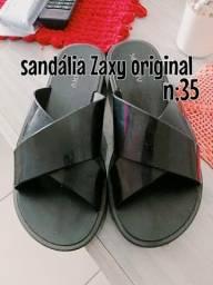 Sandália Zaxy Grendene original