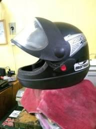 Capacete Sport Moto Novinho