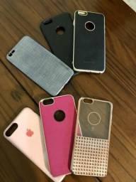 Capinhas para iphone 6 e 7 plus