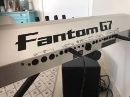 Fantom G7 teclado comprar usado  Londrina