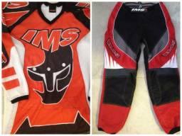 Roupas e Acessórios de Motocross Usados