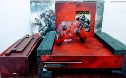 Xbox One S Edição Limitada Gears of War