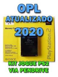 Memory card Novo com Opl